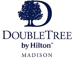 DoubleTree by Hilton Hotel Madison Logo